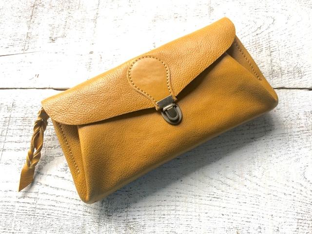 【即納品可能】長財布 「series-envelope」ダンデライオン