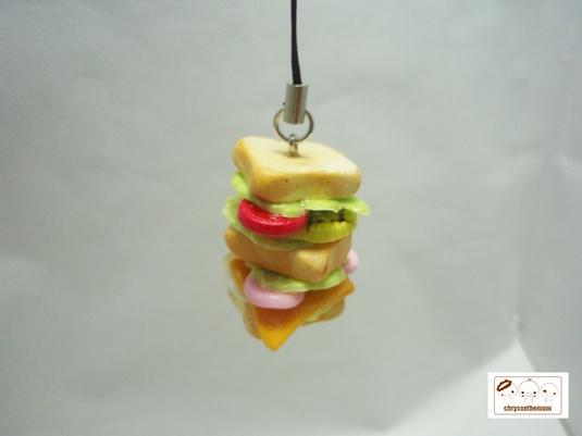 サンドイッチストラップ