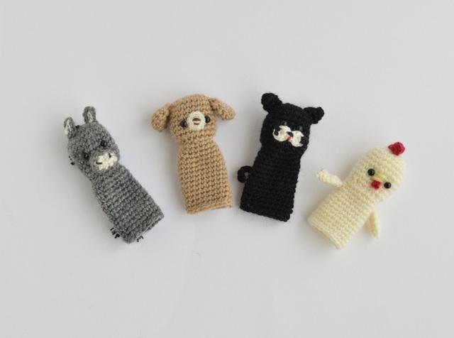 指人形 ブレーメンの音楽隊|Puppet!Ba...