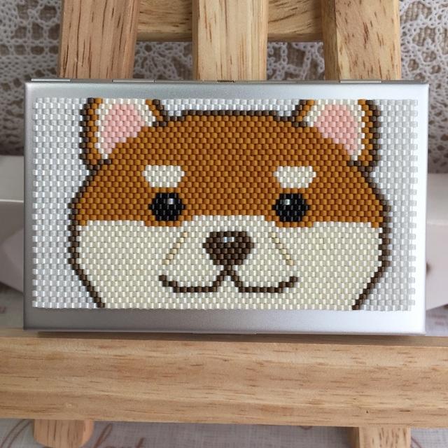 カードケース(柴犬10)