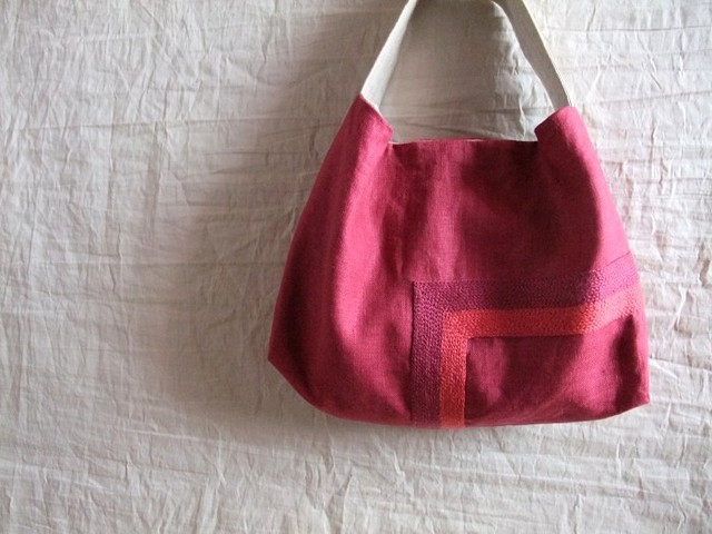 itoiro bag rose (p/p)