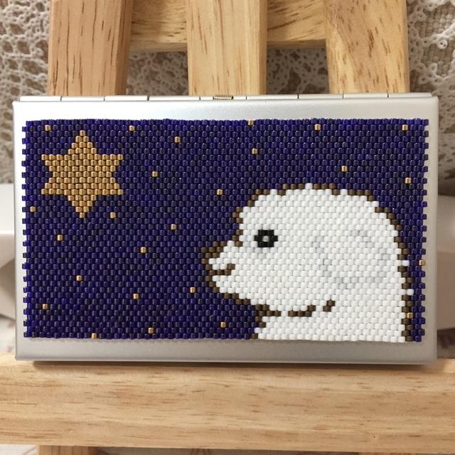 カードケース(星に願いを-ビションフリ...