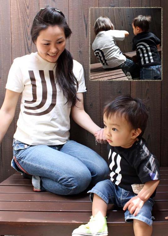 【JIKUU】 キッズ3J-Tシャツ『ベーシック』