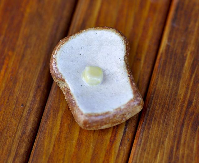 食パンの箸置き『 Bread & Batter 』