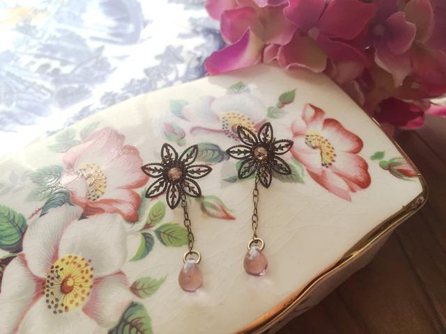 classic flower pierce