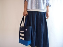 NEW  iroiro tote 「middle」 NBSnN