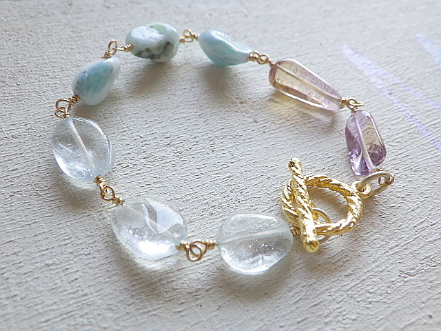 ??再販??Seaside Mermaid Bracelet