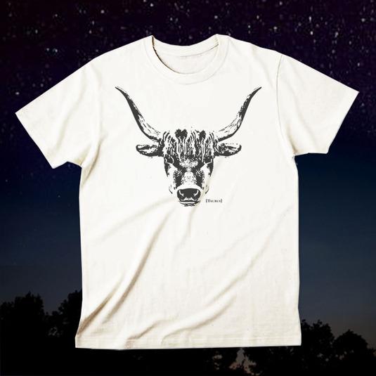 12星座Tシャツ「Taurus(牡牛座)」