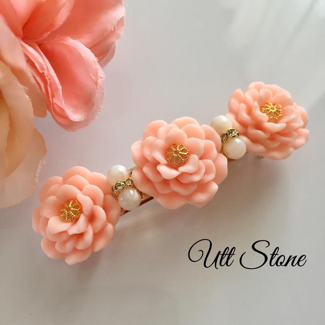 *flower garden ~バレッタ~*