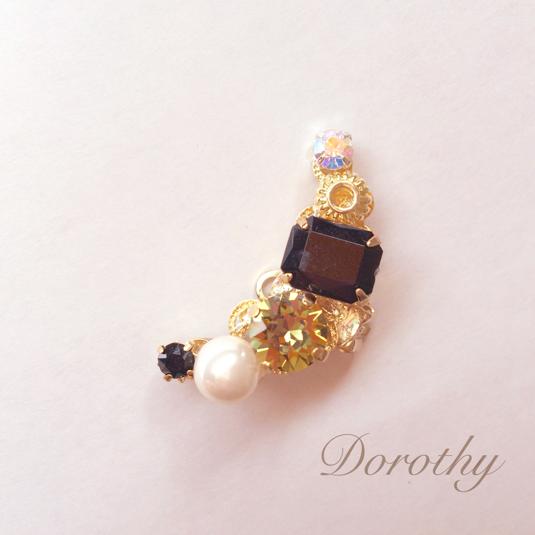khaki & black pearl ���䡼����