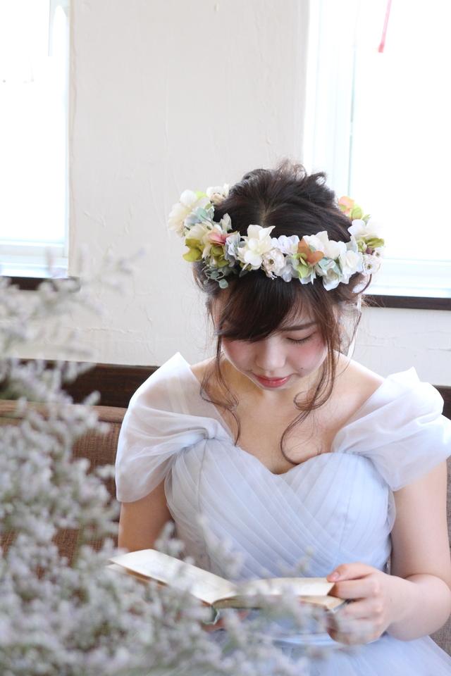 flower crown   #102