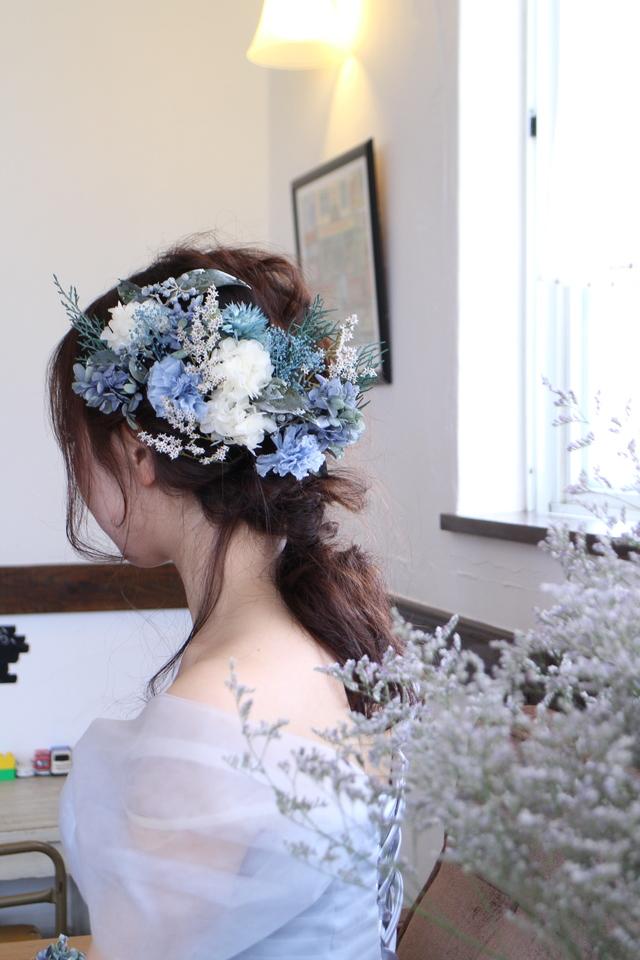 bride * head dress #130[ヘッドドレス...