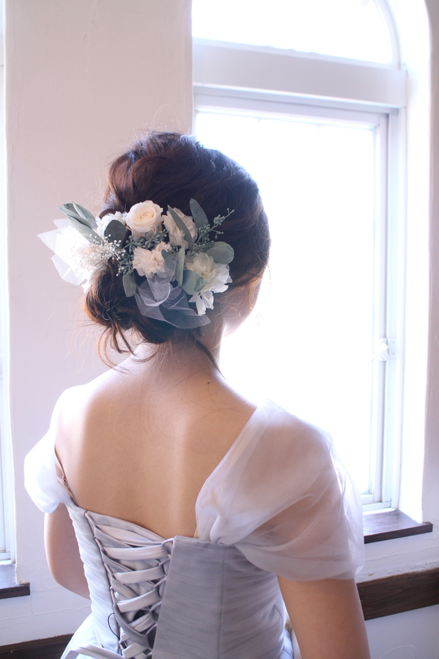 bride * head dress #129 [ヘッドドレ...