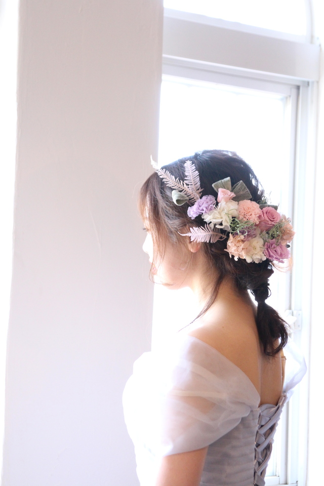 bride * head dress #128 [ヘッドドレ...