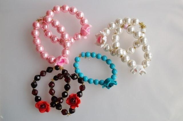 クリポ送料無料*beadsで作成した*ブレ...