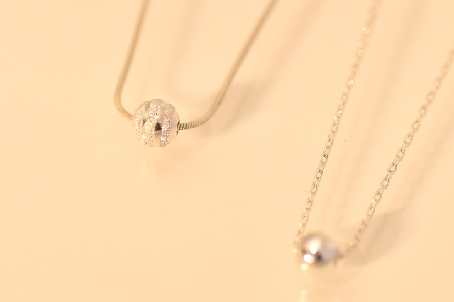 �ҤȤĤ֤ޤ�ޤ�ͥå��쥹��[silver 925 �ͥå��쥹]