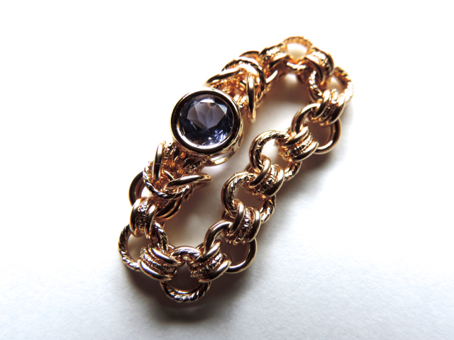 『 Sign ( luck ) 』Ring by K14GF