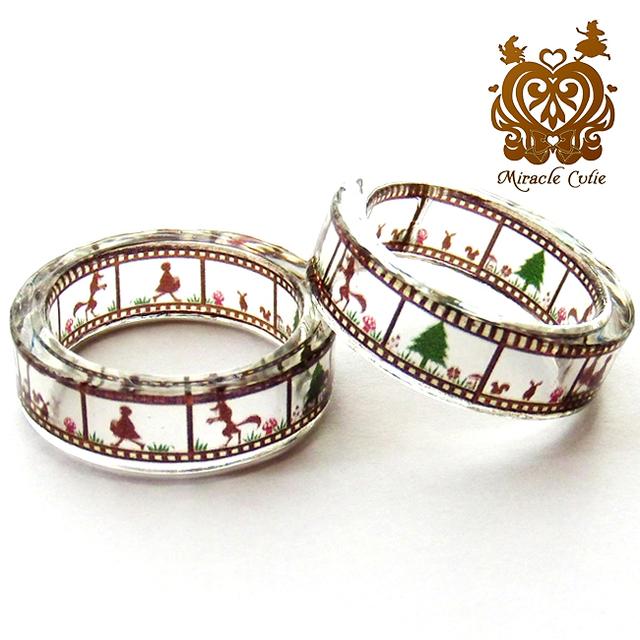 赤ずきんちゃんの指輪