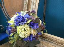 Wedding Bouquet〜ブーケ・deep blue〜