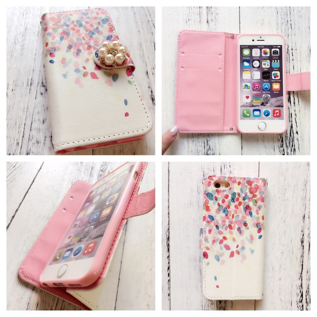 手帳型★XZS/S8プラスiphone6/iphone6s/iphone6splus/iphone7/iphone7PLUS/Z3/Z4/Z5/GalaxyS8+