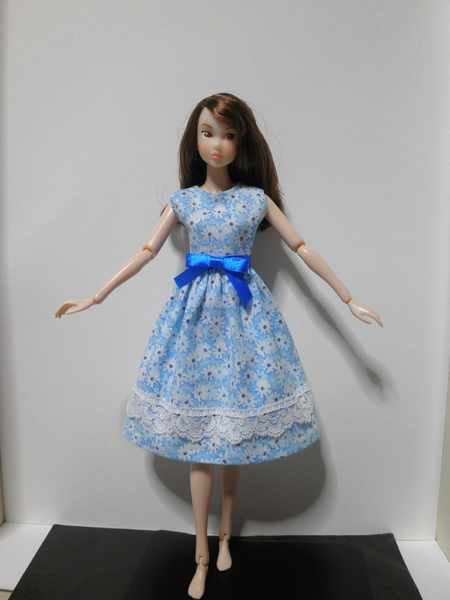 ジェニー&MOMOKOドール用ワンピース