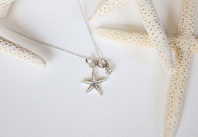 【受注制作】Starfishネックレス