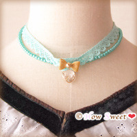 Mint Princess*_necklace(ネックレス)