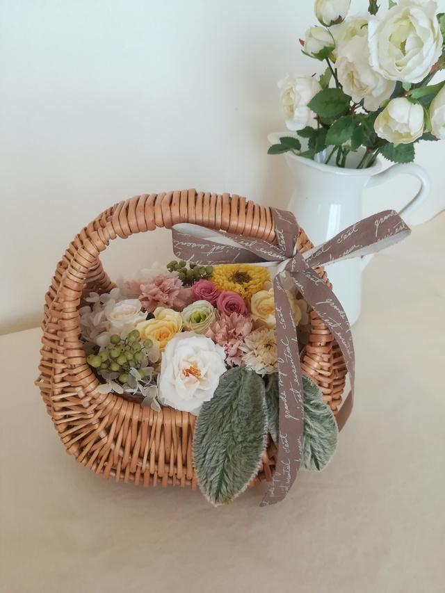 (H様オーダー)colorful basket その他リ...