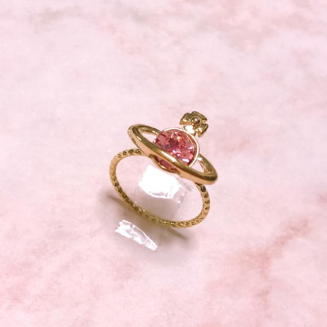 土星のリング*ピンク9号