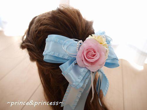tororori様*リボンヘッドドレス*
