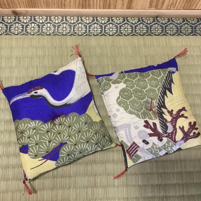 1/6スケール・ミニ座布団(N)