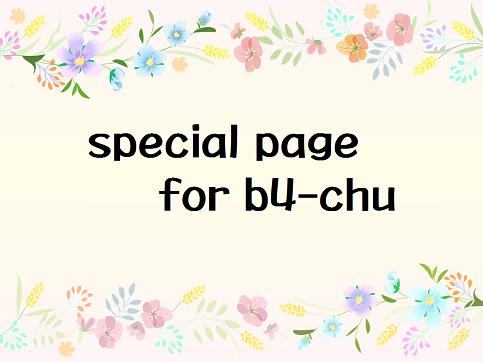 b4-chu様 専用ページ
