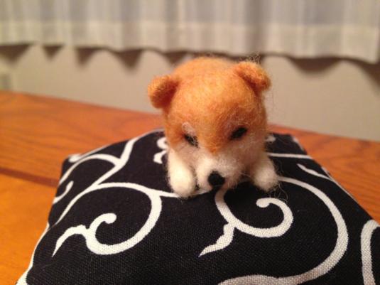フェルトドッグ柴犬