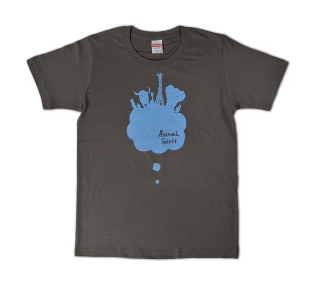 野性Tシャツ メンズ S M L