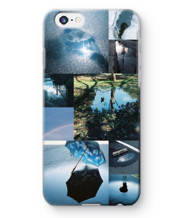 Maturi様☆水たまりの空の写真のiPhone6...