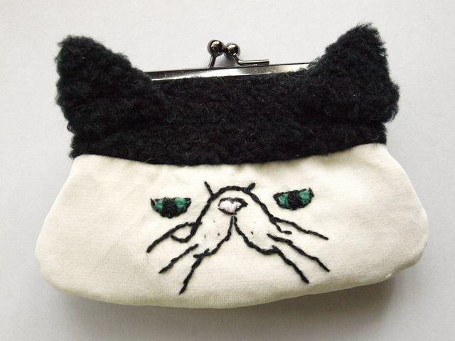 猫顔がまぐち(L)