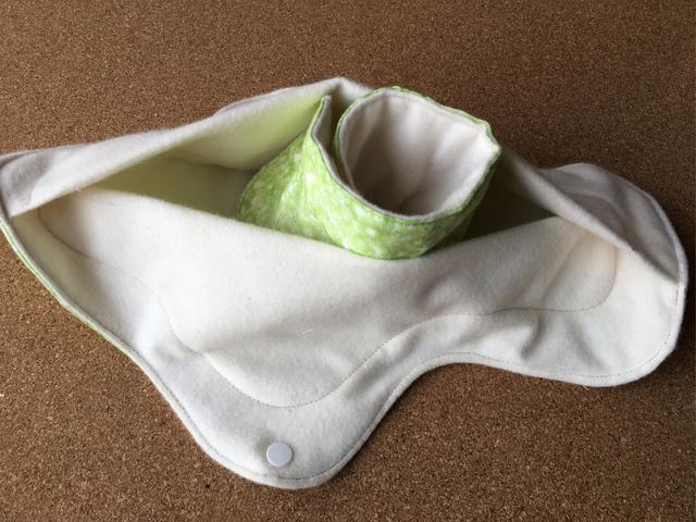 夜用〜多い日用 布ナプインパット