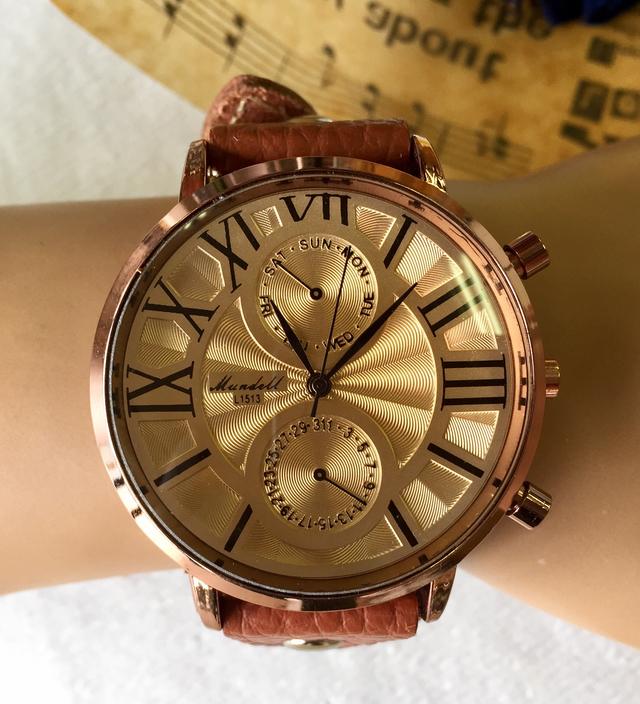 official photos 882c7 4ea78 【革ベルト選べます】腕時計 カスタム ウォッチ 革ベルト ファッション時計