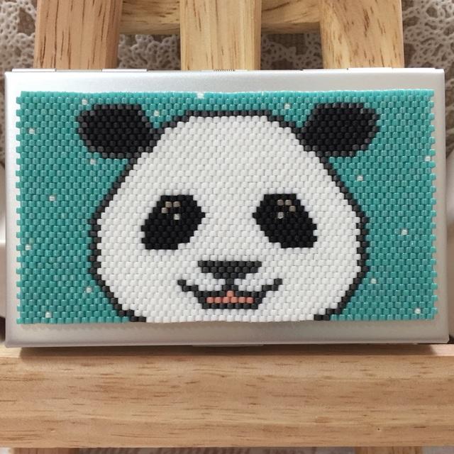 カードケース(パンダさん?)