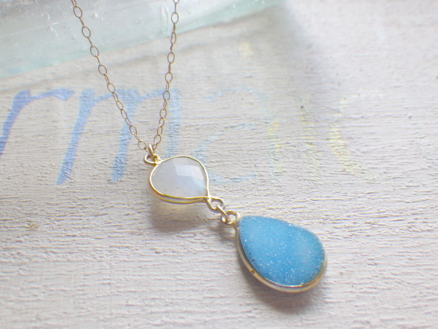 ??再販??Sandbar Necklace ??14kgf ??