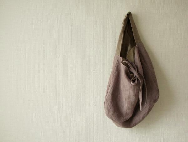ずた袋 グレイッシュパープル | ...