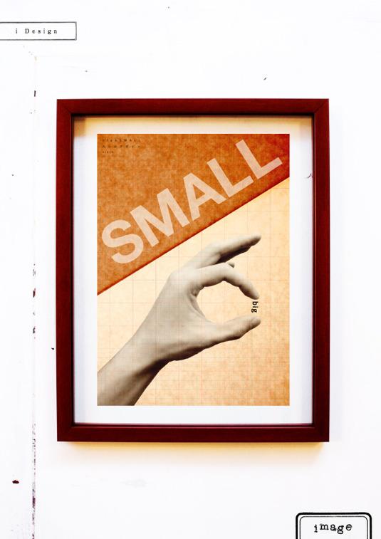 #1024:big & SMALL / 大小のデザイン