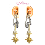 "Ukatz NO.543 ""want to touch""ピアス"