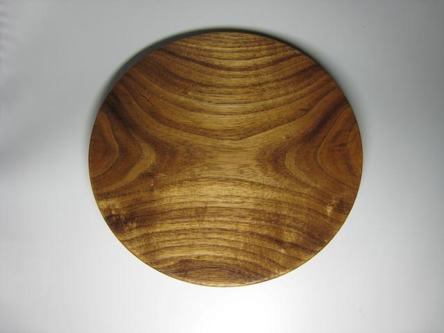 ねむの木の皿