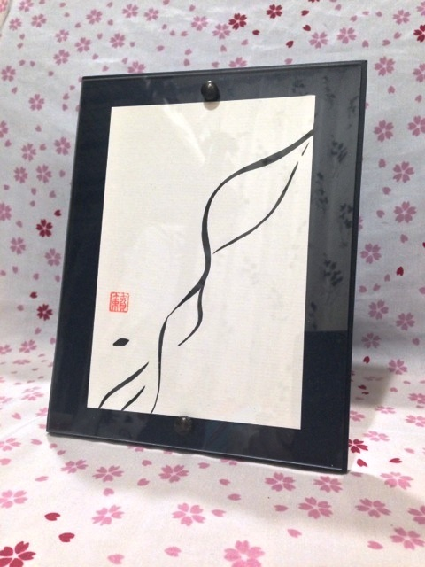 post card *糸