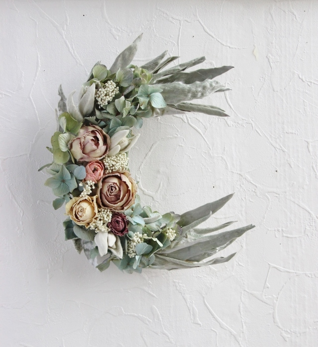 silver moon wreath ?