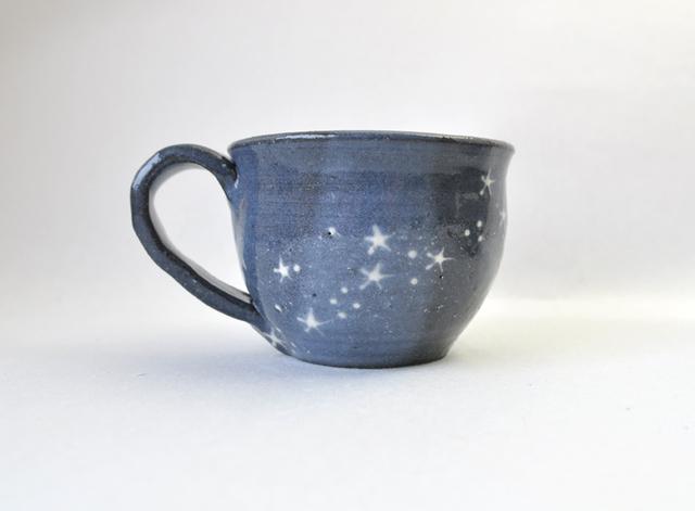 星の…「コーヒーカップ 大」 2017