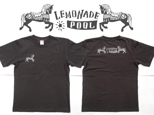 銀馬Tシャツ/メンズMサイズ