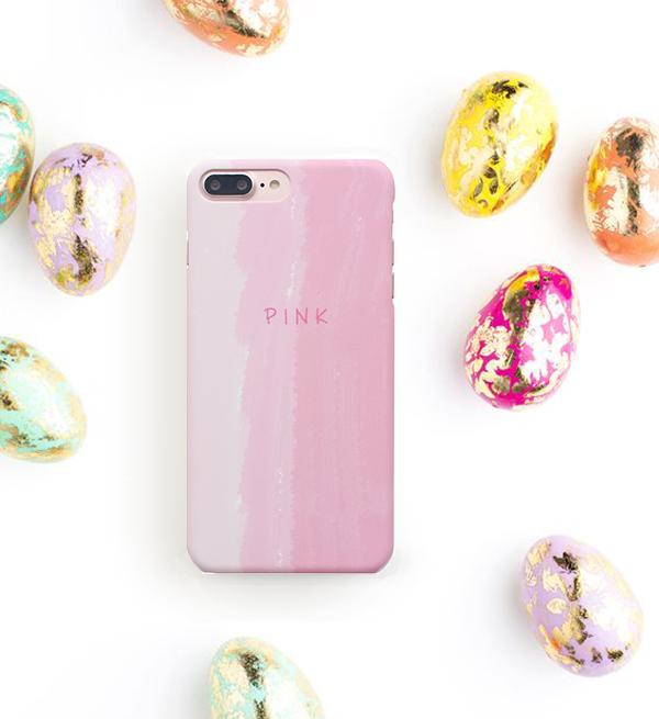 iphoneケース PINK(iPhone7/7Plus・iP...