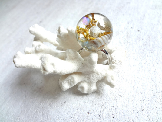 <SOLD OUT>    Seascape Ring A